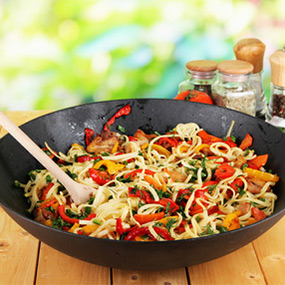 Cuisine asiatique en Ile et vilaine et Loire atlantique