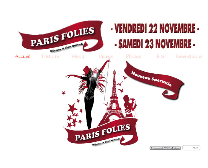 Paris folies Rennes