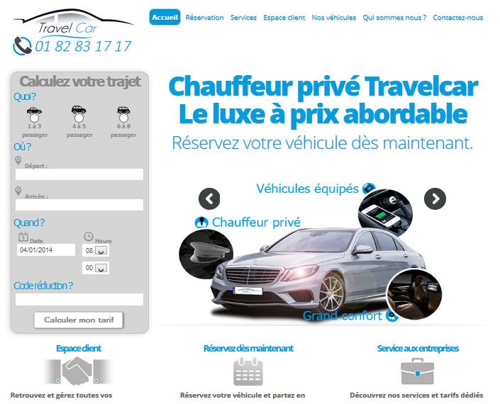 Travelcar à Paris